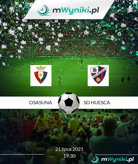 Osasuna - SD Huesca