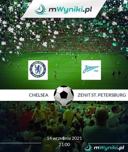 Chelsea - Zenit St. Petersburg