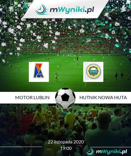 Motor Lublin - Hutnik Nowa Huta