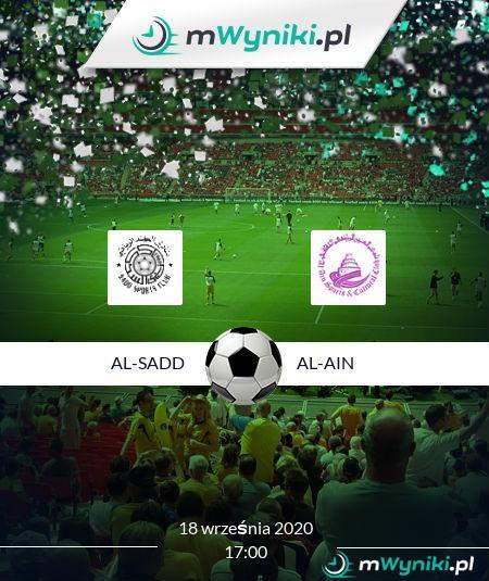 Al-Sadd - Al-Ain