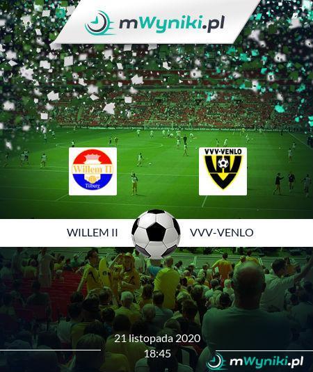 Willem II - VVV-Venlo