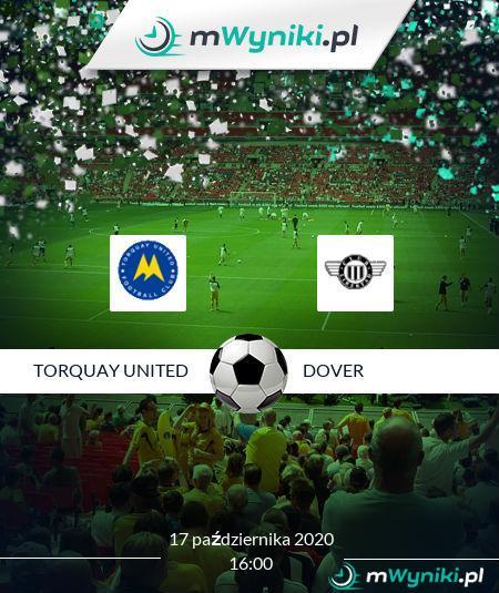 Torquay United - Dover
