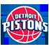 Logo Detroit Pistons