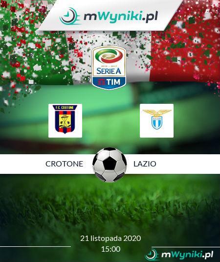 Crotone - Lazio