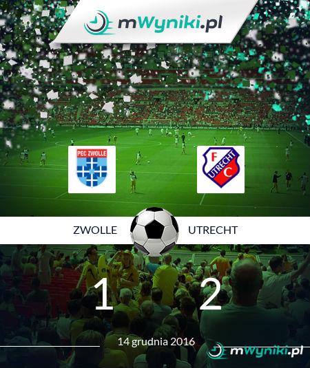 PEC Zwolle - FC Utrecht