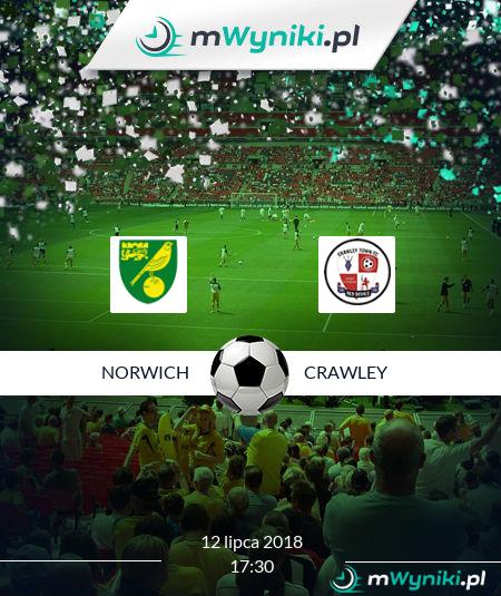 Norwich - Crawley