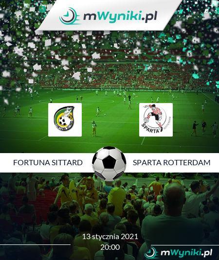 Fortuna Sittard - Sparta Rotterdam