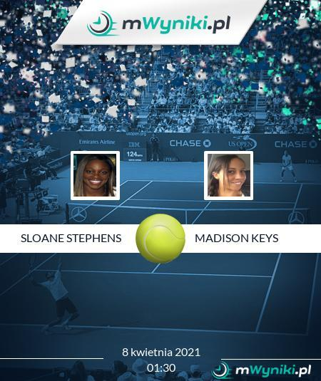 Sloane Stephens - Madison Keys