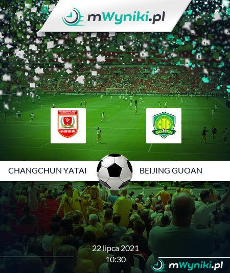 Changchun Yatai - Beijing Guoan