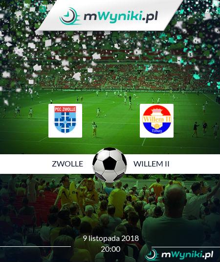 Zwolle - Willem II